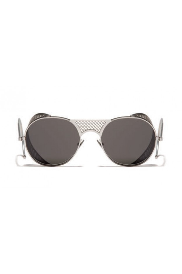 L.G.R. Lawrence SunglassesSilver Matt 00 / Flat Grey New Collection 2018