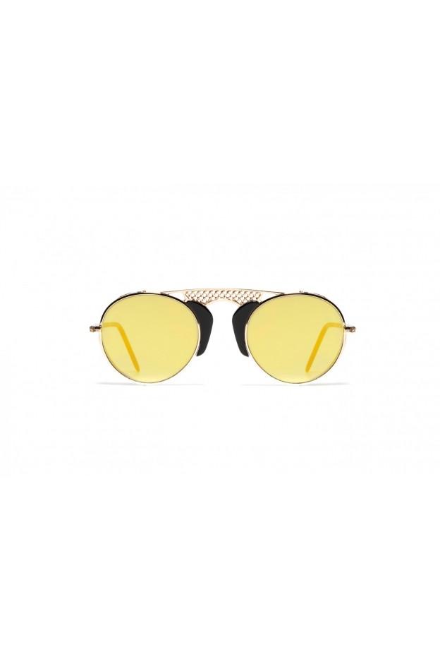 L.G.R ALBATROS Gold / Black 01 // Flat Gold Mirro