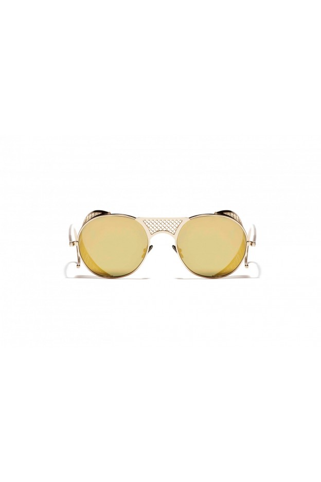 L.G.R LAWRENCE Gold 03 // Flat Gold Mirror