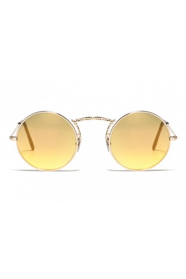 L.G.R. Monastir Sunblasses Gold 03 / Gold Mirror
