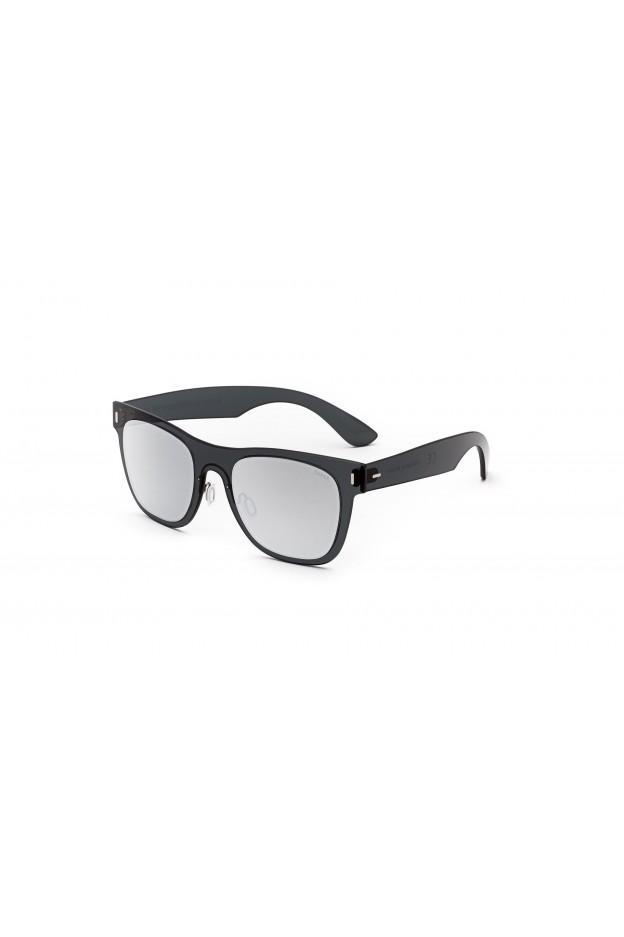 Super - Duo-lens Classic Silver&black
