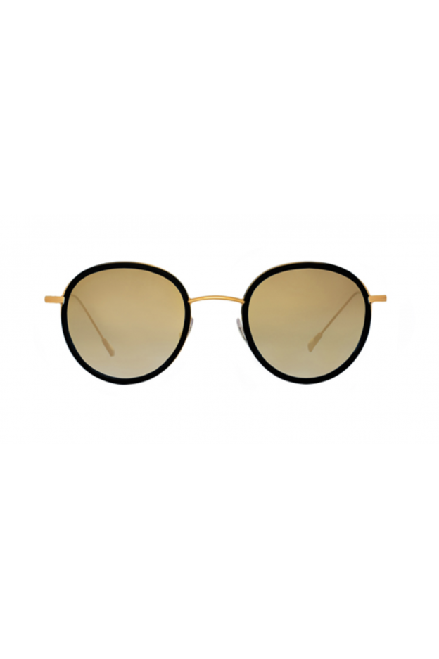 Spektre Morgan Flat Black / Gradient Gold – Flat Lenses MG03BFT - New Collection 2018