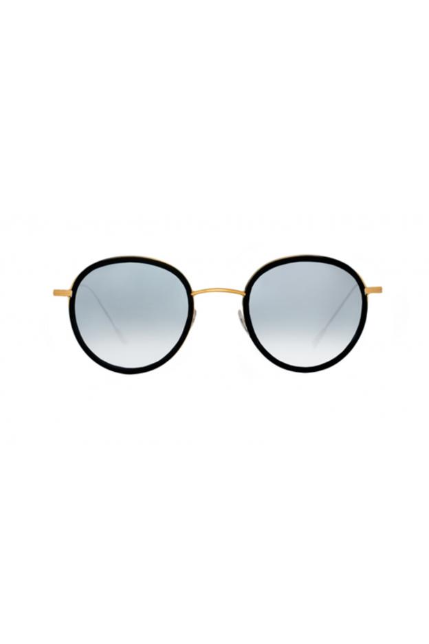 Spektre Morgan Flat Black / Gradient Silver – Flat Lenses