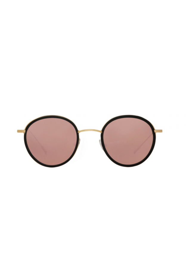 Spektre Morgan Flat Black / Rose Gold Mirror – Flat Lenses MG03DFT - New Collection 2018