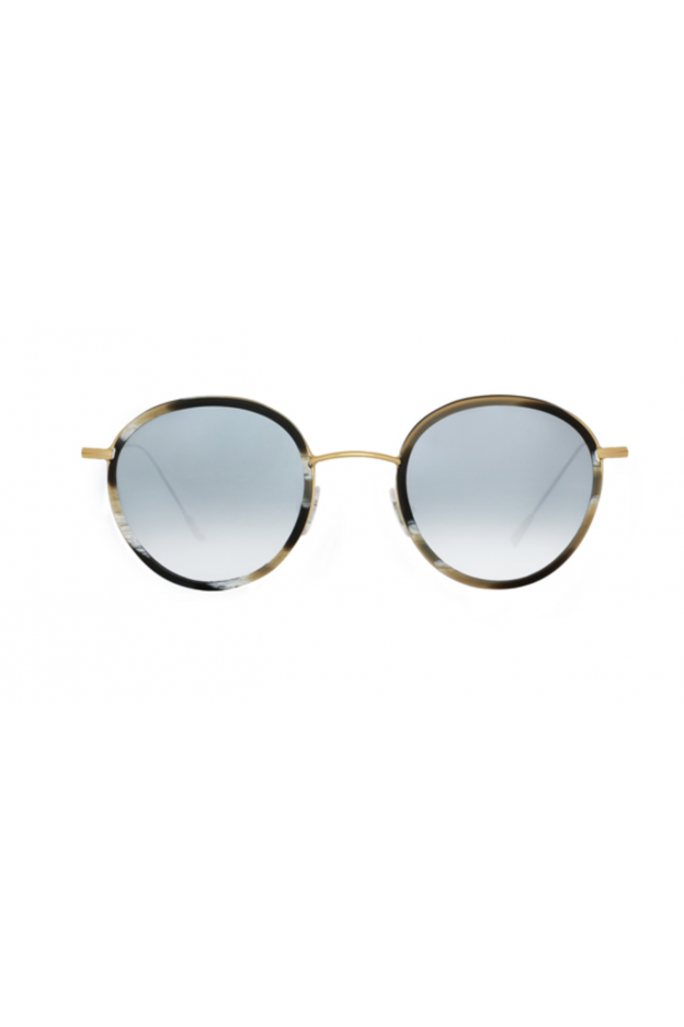 Spektre Morgan Flat Horn / Gradient Silver – Flat Lenses