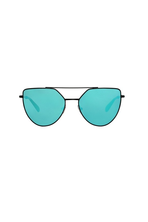 Spektre OFF SHORE DOPPIO Matt Black / Blue Mirror – Flat Lenses New Collection 2018