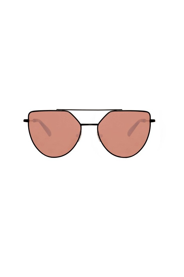 Spektre OFF SHORE DOPPIO Matt Black / Rose Gold Mirror – Flat Lenses New Collection 2018