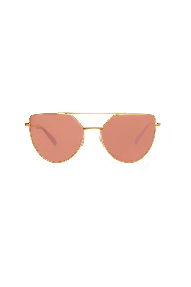 Spektre OFF SHORE DOPPIO OSD02AFT Rose Gold Glossy / Rose Gold Mirror – Flat Lenses New Collection 2018