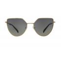 Spektre OFF SHORE 1 Gold Glossy / Gradient Smoke – Flat Lenses OS01BFT - Nuova Collezione 2018