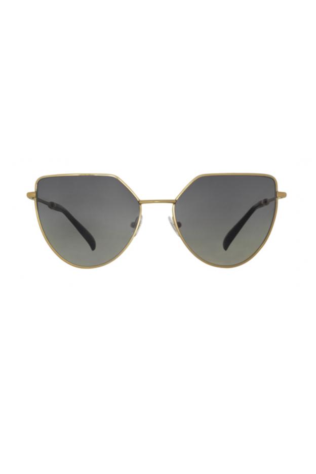 Spektre OFF SHORE 1 Gold Glossy / Gradient Smoke – Flat Lenses