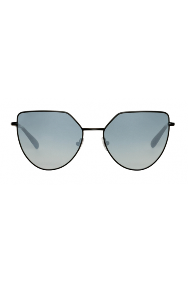 Spektre OFF SHORE 1 Matt Black / Gradient Silver – Flat Lenses