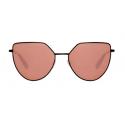 Spektre OFF SHORE 1 Matt Black / Rose Gold Mirror – Flat Lenses OS03BF - New Collection 2018