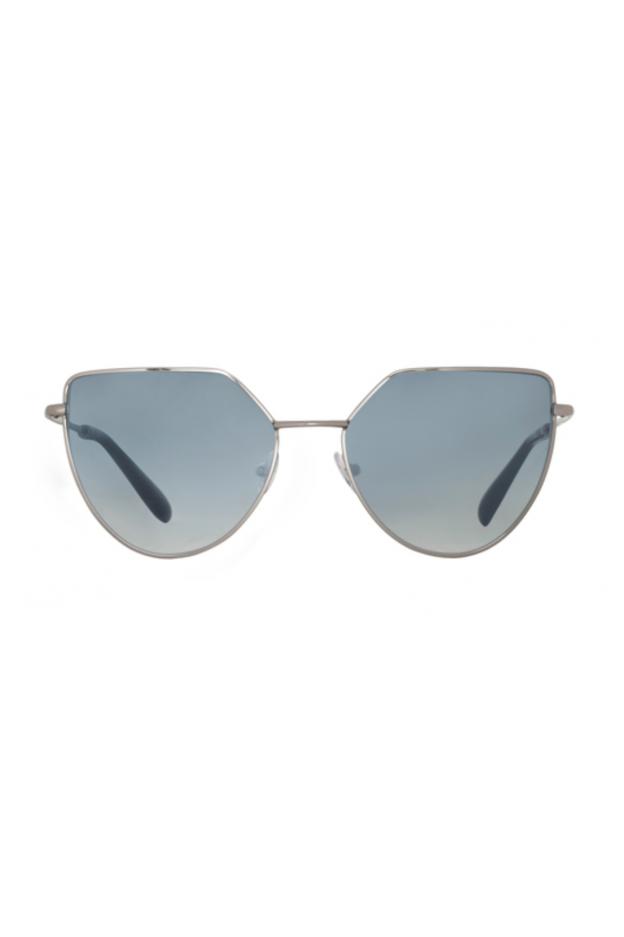 Spektre OFF SHORE 1 Silver Glossy / Gradient Silver – Flat Lenses