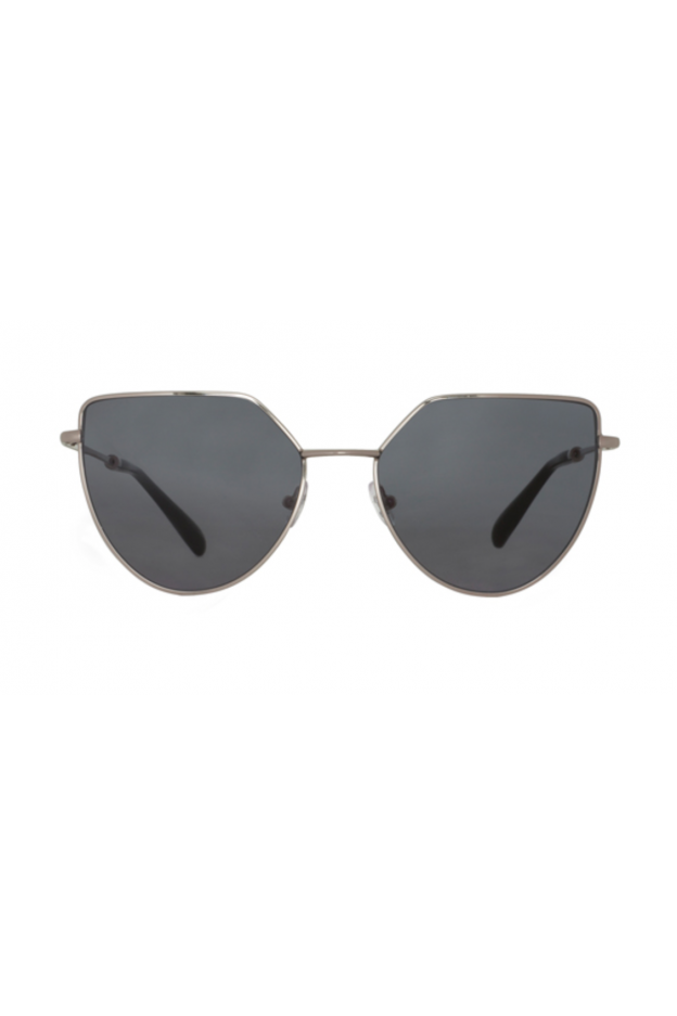 Spektre OFF SHORE 1 Silver Glossy / Smoke – Flat Lenses