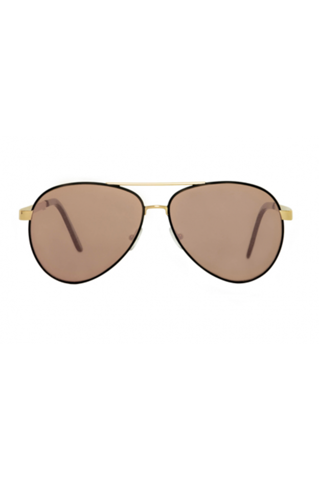 Spektre CHIARA Black – Gold / Rose Gold Mirror – Flat Lenses CH02BFT - New Collection 2018