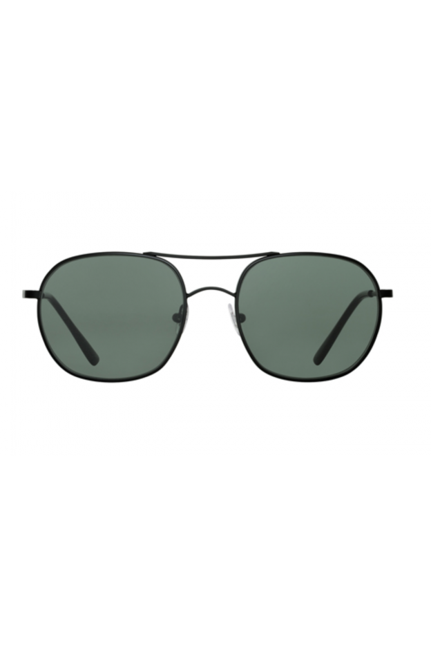 Spektre CLAIRE Matt Black / Deep Green – Flat Lenses