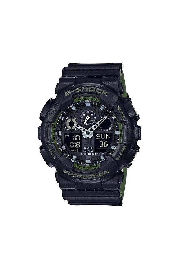 b5bb2eb03501 G-Shock Original GA-100L-1AER - New Collection Spring Summer 2018