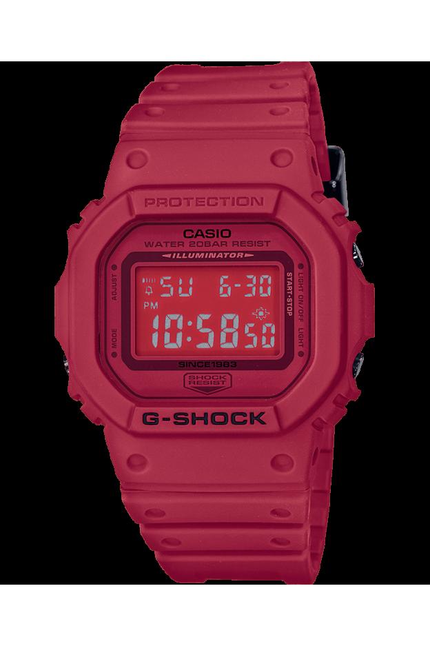 G-Shock limited DW-5635C-4ER rosso - Nuova Collezione Primavera Estate 2018