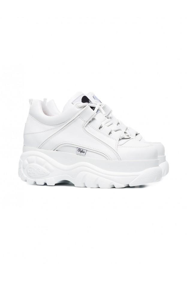 bc6f9f14033 Buffalo London White 1339 Platform Sneakers