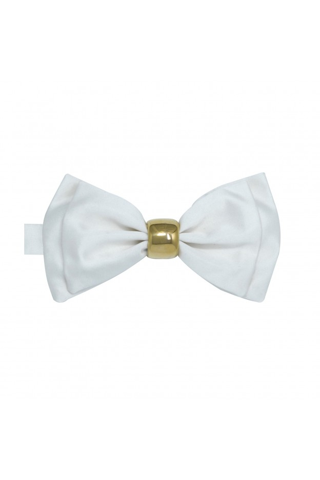 Cor Sine Labe Doli Galla Double Silk Ceramic Knot