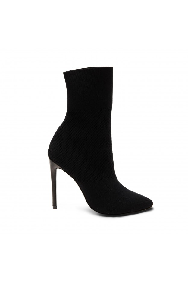 Steve Madden Ankle Boot Black SM11000106 04004 001 - New Collection Fall Winter 2018 2019