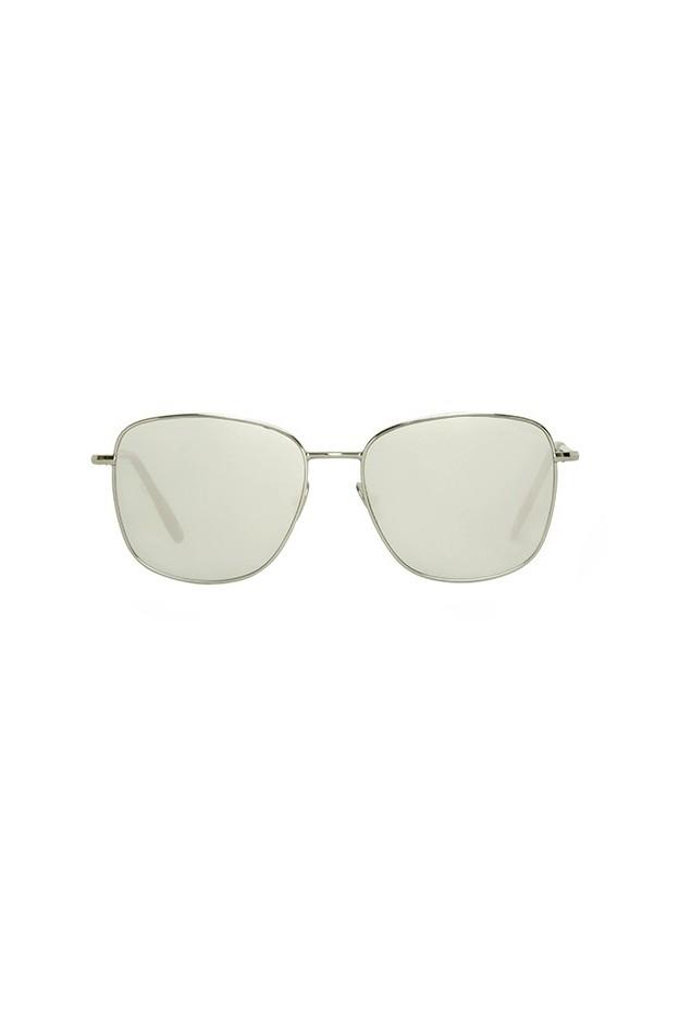 Spektre Avanti Silver Glossy / Silver Mirror – Flat Lenses AV01BFT - New Collection Fall Winter 2018 2019