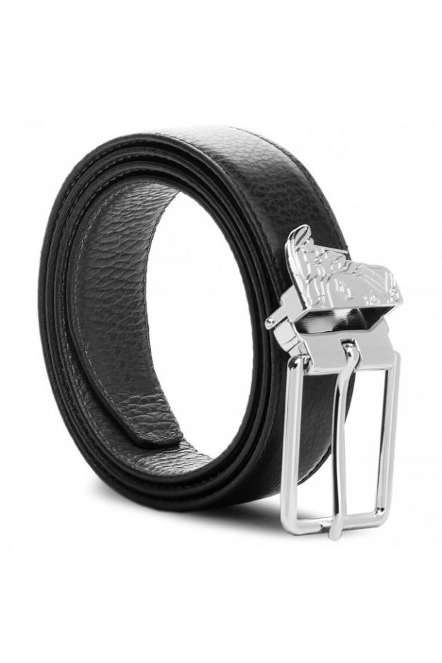 Versace Collection Cintura da uomo V910233 VM00402 V184 Nuova Collezione Autunno Inverno 2018 2019
