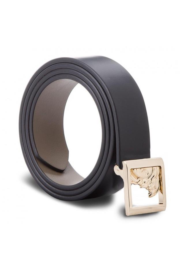 Versace Collection Cintura LCD0293 LVCHL L410 Nero - Nuova collezione Autunno Inverno 2019
