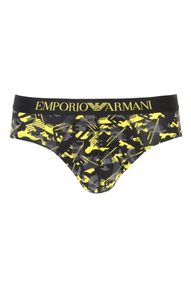 Versace Jeans Couture Swimsuit with baroque print