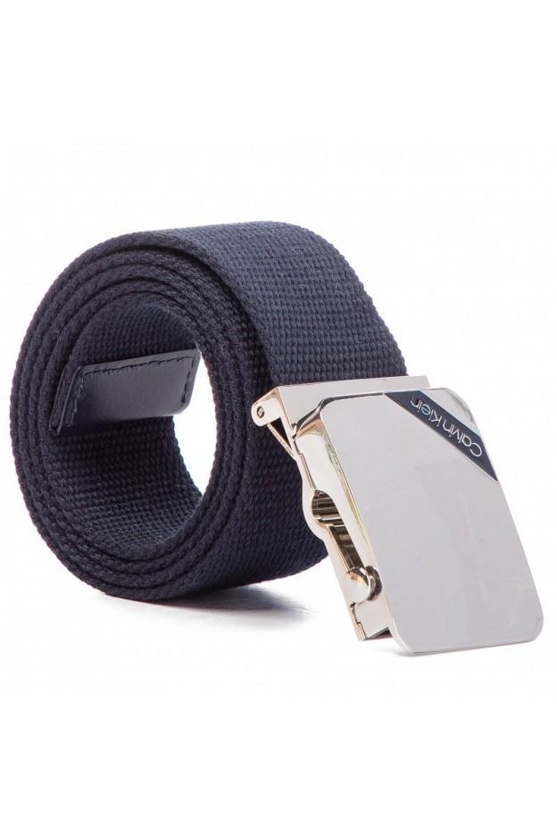 Calvin Klein Cintura da uomo K50K504476 067 - Nuova Collezione Primavera Estate 2019