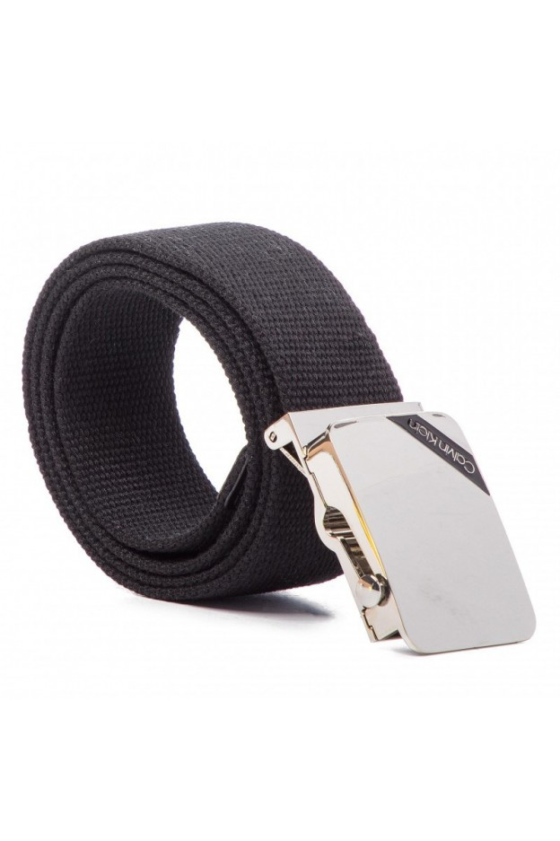 Calvin Klein Cintura da uomo K50K504476 85 001 - Nuova Collezione Primavera Estate 2019