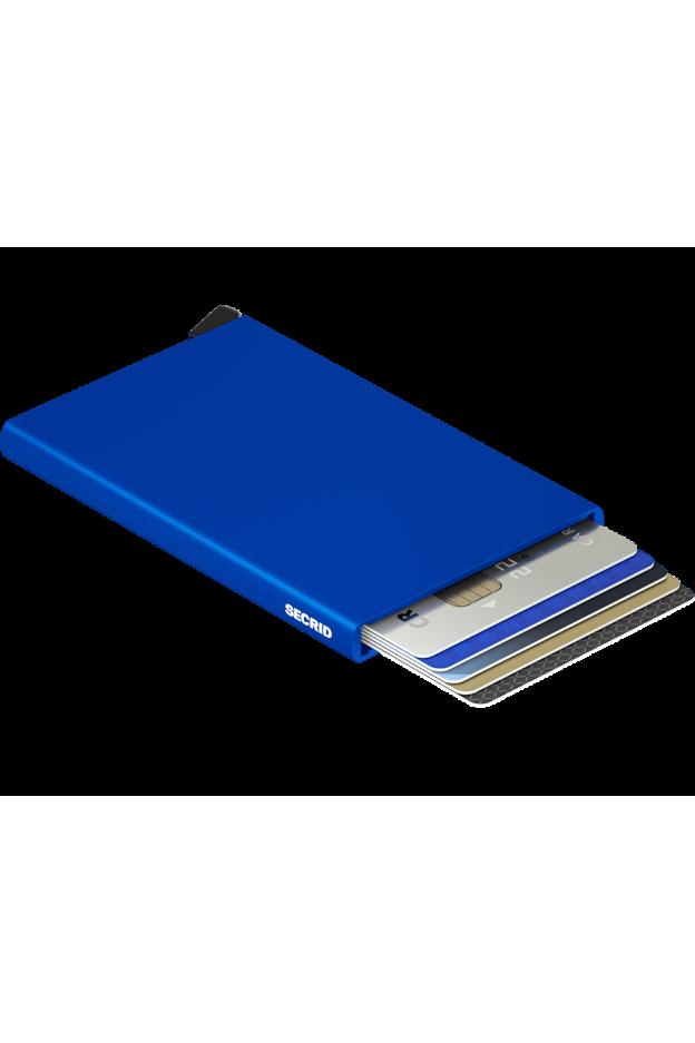 Secrid Cardprotector Blue - Nuova Collezione Primavera Estate 2019