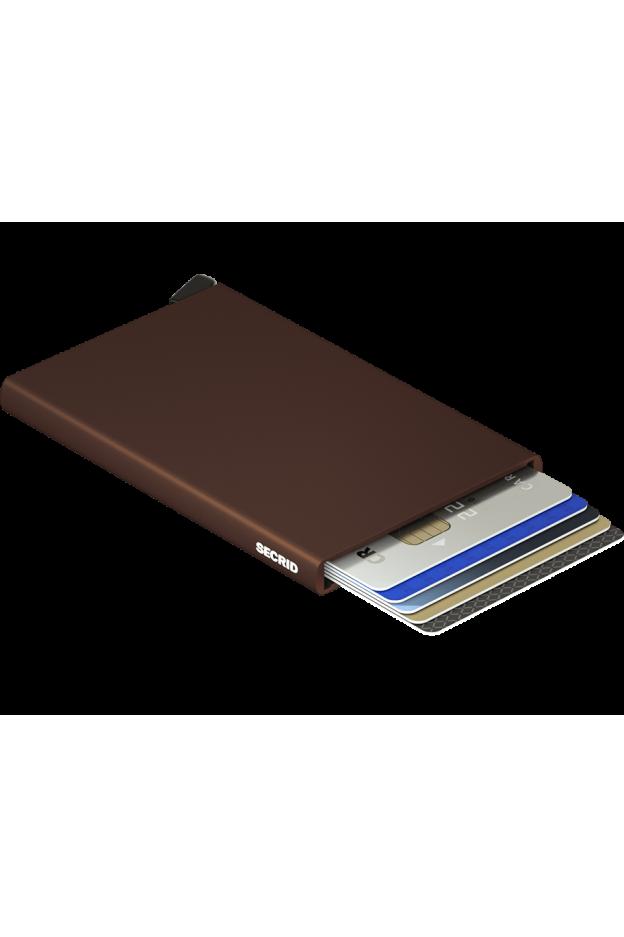 Secrid Cardprotector Brown - Nuova Collezione Primavera Estate 2019