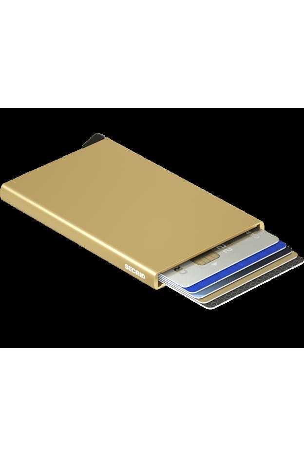 Secrid Cardprotector Gold - Nuova Collezione Primavera Estate 2019
