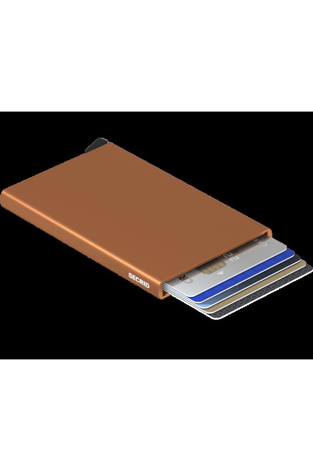 Secrid Cardprotector Rust - Nuova Collezione Primavera Estate 2019
