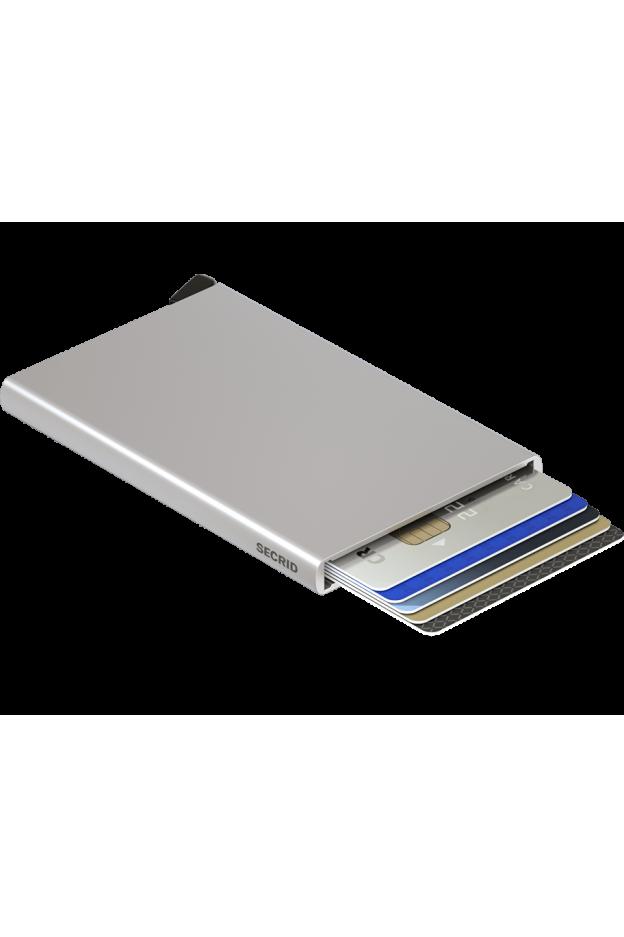 Secrid Cardprotector Silver - Nuova Collezione Primavera Estate 2019