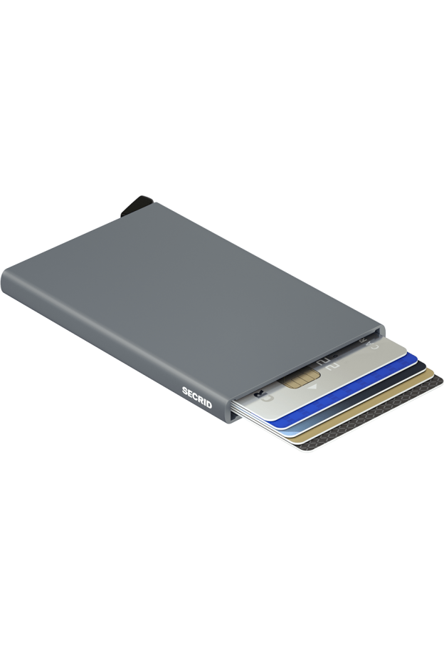 Secrid Cardprotector Titanium Color - Nuova Collezione Primavera Estate 2019