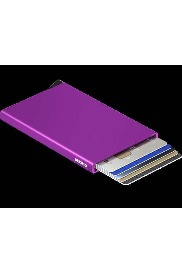 Secrid Cardprotector Violet - Nuova Collezione Primavera Estate 2019