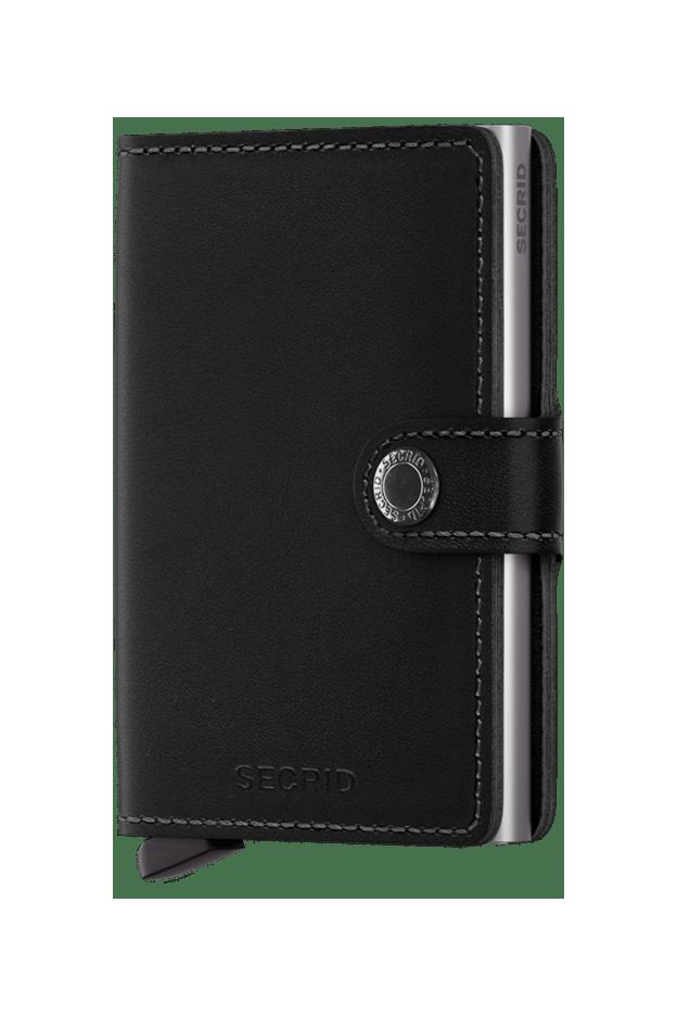Secrid Miniwallet Original Black - Nuova Collezione Primavera Estate 2019