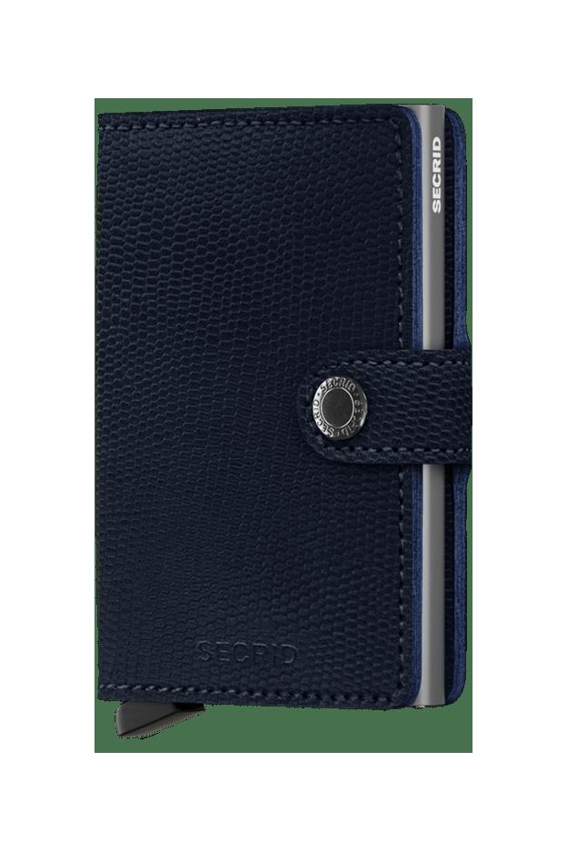 Secrid Miniwallet Rango Blue-Titanium MRA-BLUE-TITANIUM - Nuova Collezione Primavera Estate 2019