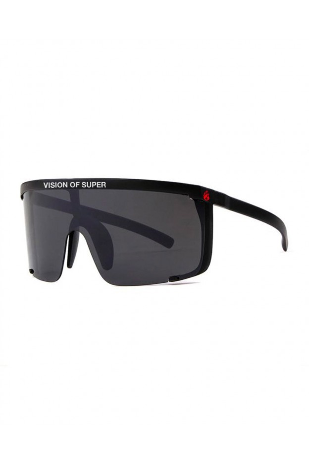Vision of Super Flames Black Sunglasses