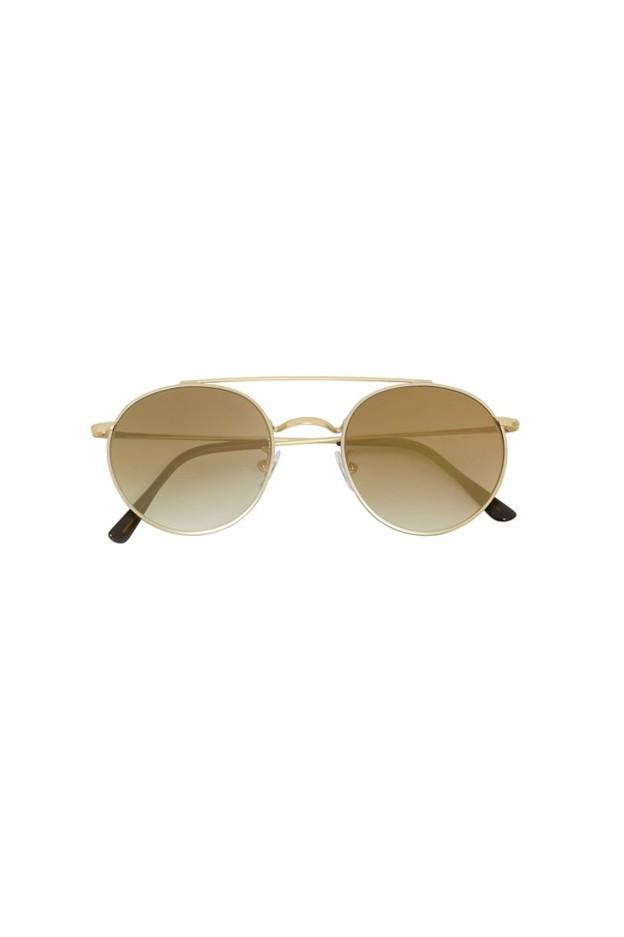 Spektre Caligola Matt Gold / Gradient Gold – Flat Lenses