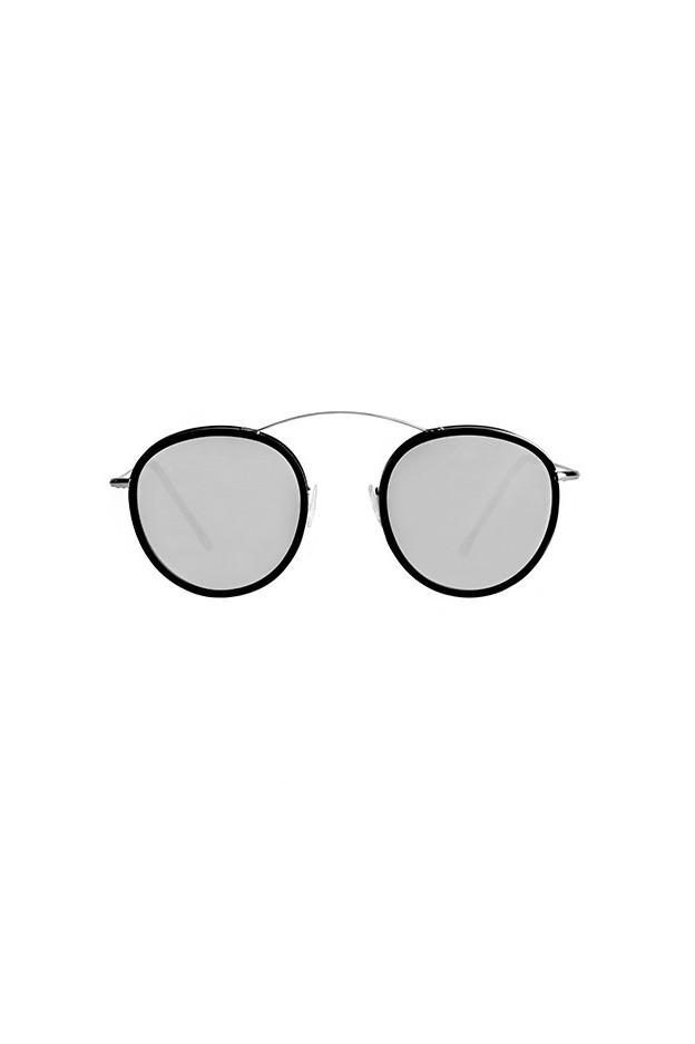 Spektre MET-RO 2 FLAT Silver / Black / Silver Mirror