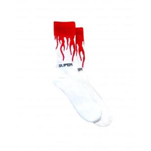 Vision of Super Flames Socks - New Season Fall Winter 2019 - 2020