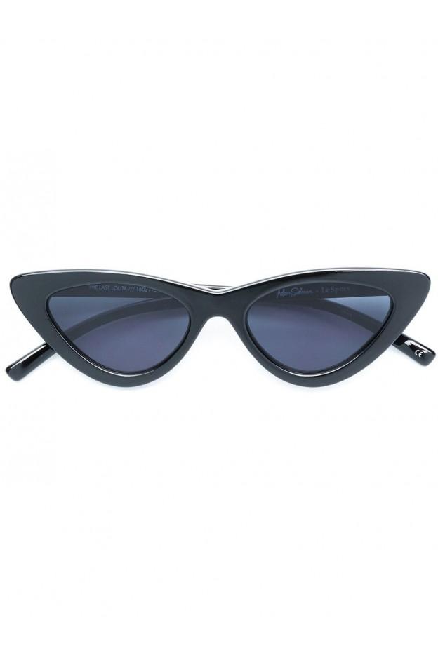 Le Specs Occhiali da sole The Last Lolita LAS1602115 Black - Nuova collezione Primavera Estate 2019