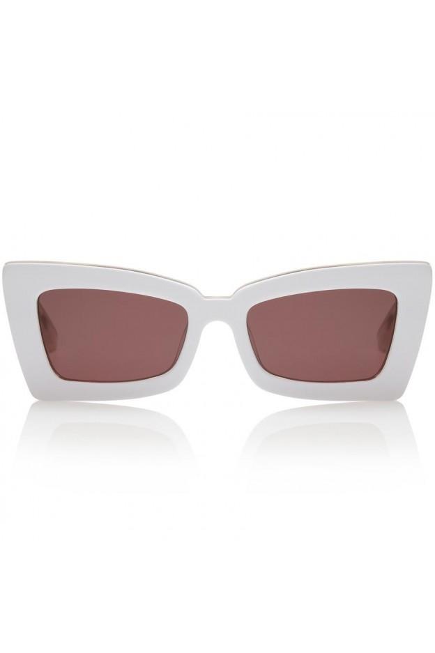 Le Specs Occhiali da sole ZAAP! LSL1823833 White - Nuova collezione Primavera Estate 2019
