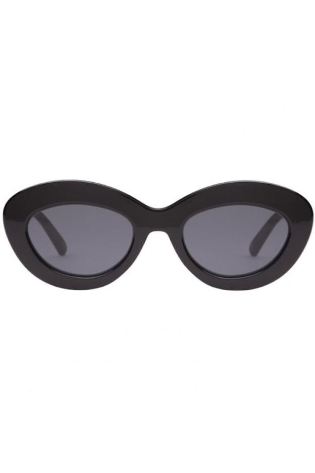 Le Specs Fluxus sunglasses LSP1802156 Black - New Season Spring Summer 2019