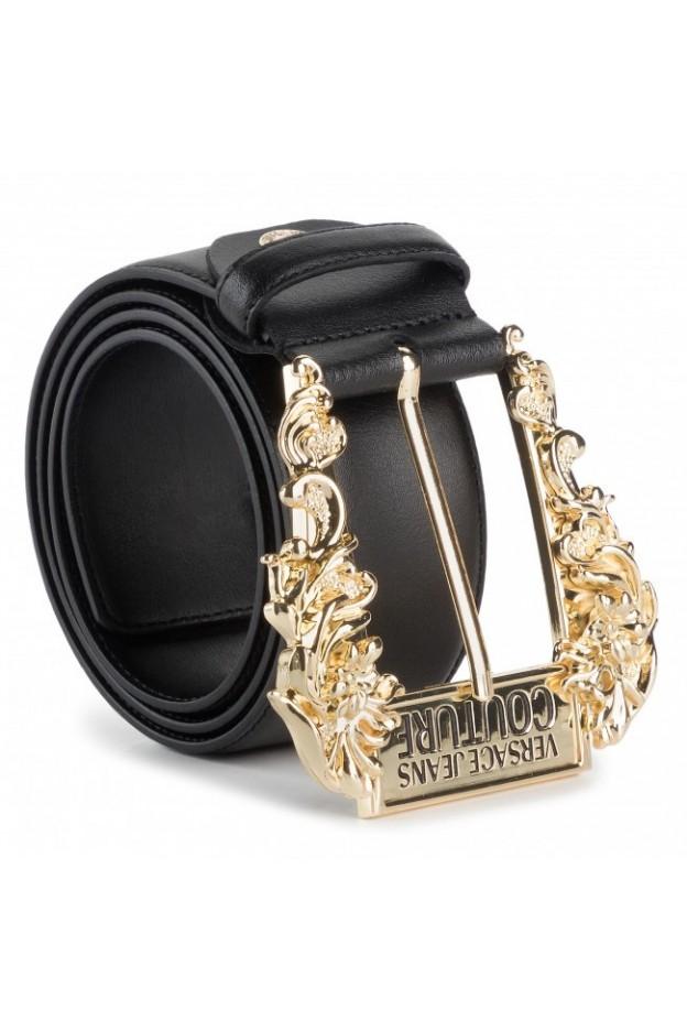 Versace Jeans Couture Cintura D8VUBF02 71219 899 Black - Nuova Collezione Autunno Inverno 2019 - 2020
