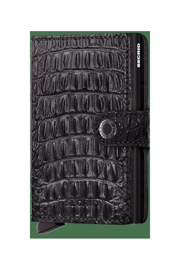 Secrid Miniwallet Nile Black MN-BLACK - Nuova collezione Primavera Estate 2019