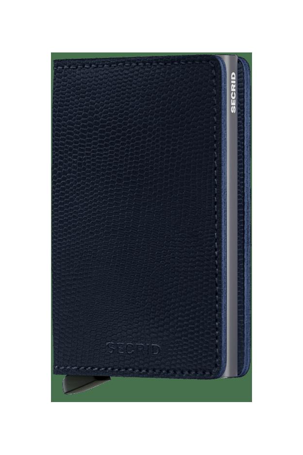 Secrid Slimwallet Rango Blue-Titanium SRA-BLUE-TITANIUM - Nuova collezione Primavera Estate 2019